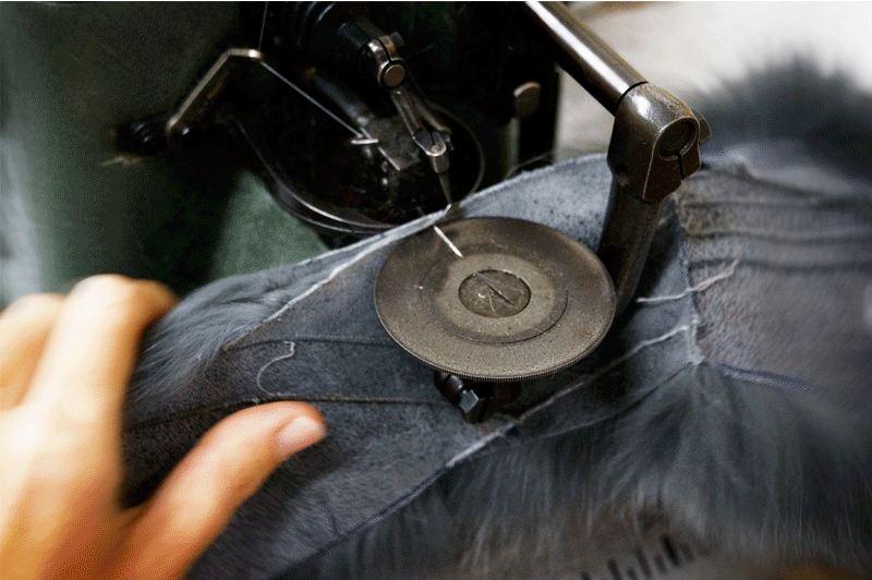 Индивидуальный пошив изделий из меха в «Ателье по коже»