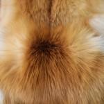 Лиса сиводушка — Ателье по коже