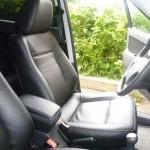 Перетяжка сидений и консоли — Ателье по коже