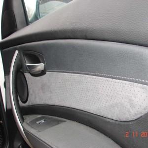 Замена обшивки дверей автомобиля — Ателье по коже
