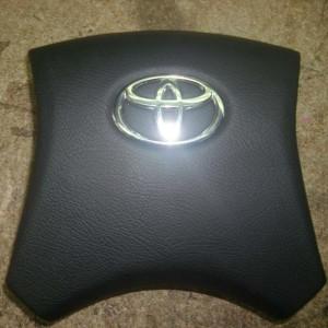 Перетяжка крышки airbag — Ателье по коже
