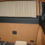 Перетяжка задней двери автомобиля — Ателье по коже