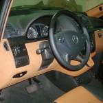 Перетяжка передней панели автомобиля — Ателье по коже Чебоксары