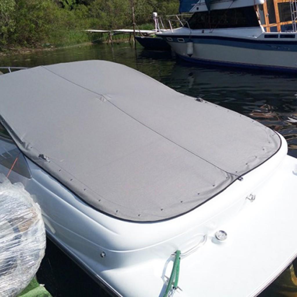 Пошив тента для лодки своими руками 31