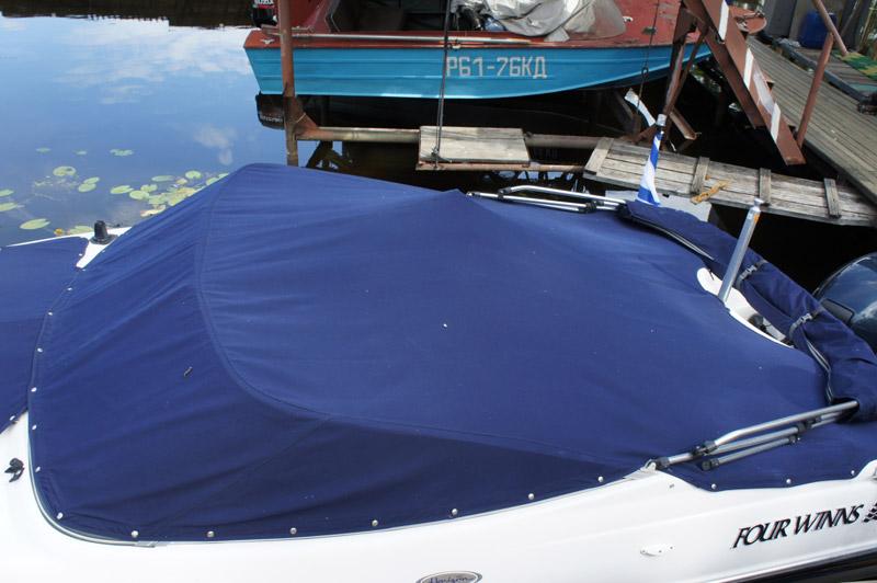 тентовый материал для лодки