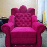 Перетяжка кресла на заказ — Ателье по коже