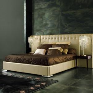 Стенка кровати из натуральной кожи — Ателье по коже Чебоксары