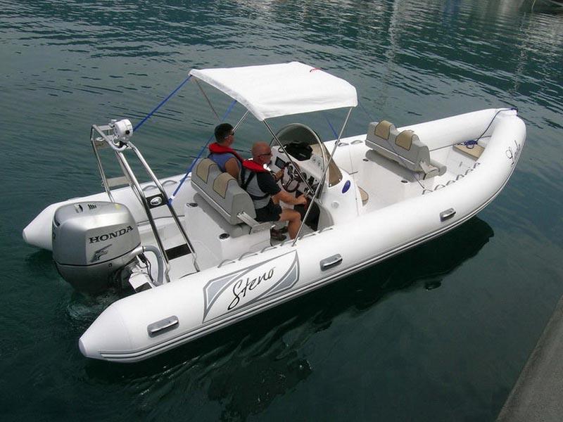 Тент на лодку катер ПВХ — Ателье по коже