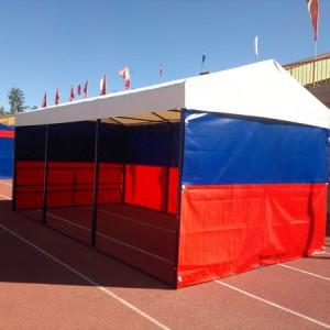 Торговые палатки Чебоксары на заказ — Ателье по коже