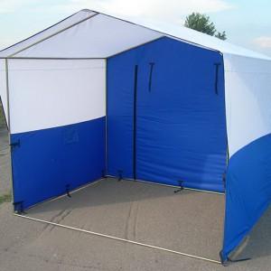 Палатка для торговли на заказ — Чебоксары Ателье по коже