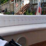 Перетяжка салона авто и яхт фото