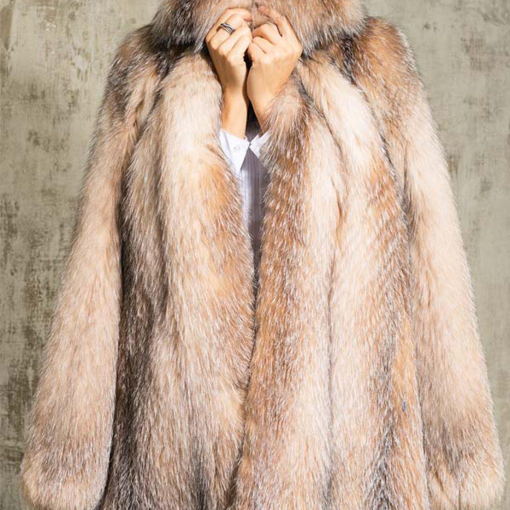 Теплые и красивые шубы из енота на заказ