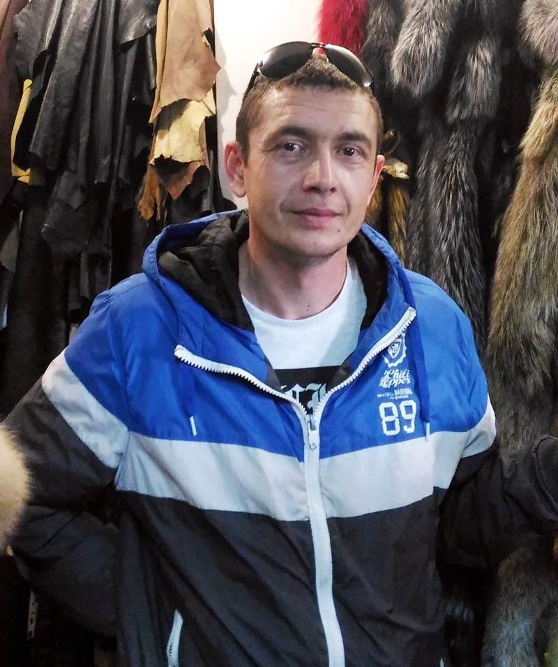 Отзыв клиента Ателье по коже Владимира Смирнова
