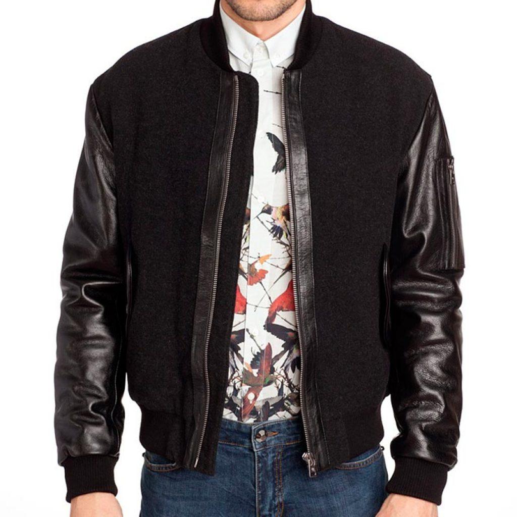 Куртки кожаные мужские 28 — Ателье по коже
