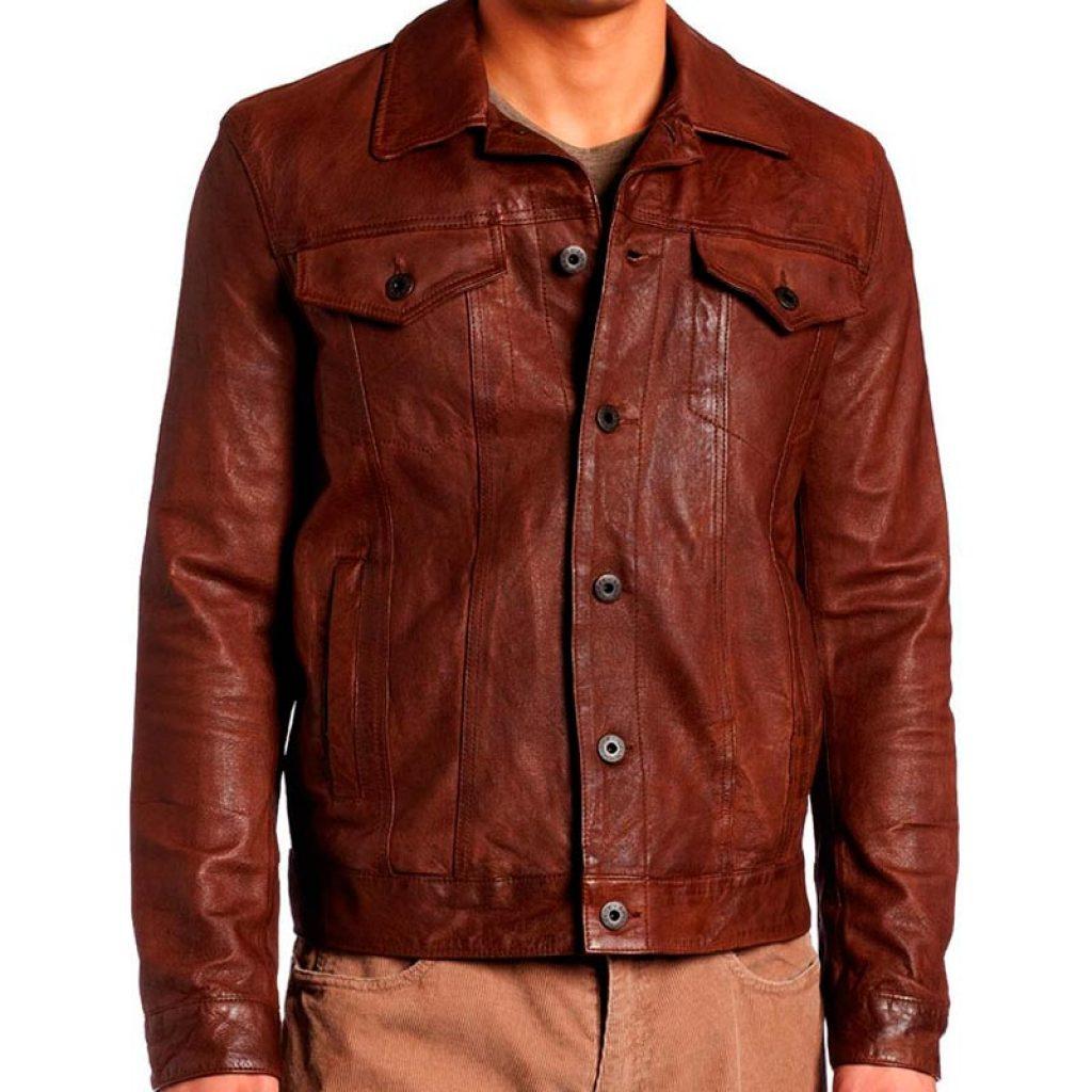 Куртки кожаные мужские 30 — Ателье по коже