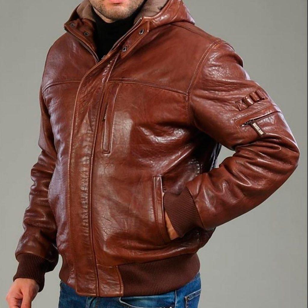 Куртки кожаные мужские 37 — Ателье по коже