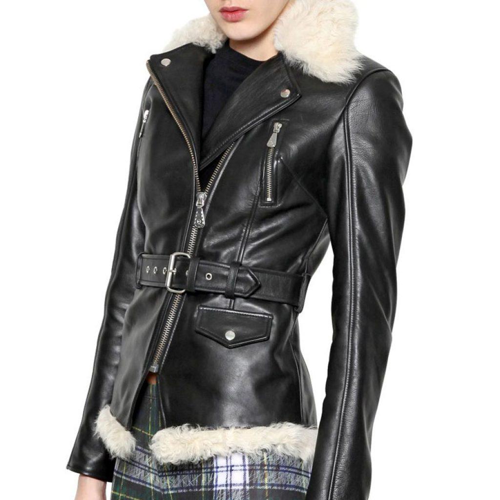 Куртка кожаная женская 16 — Ателье по коже