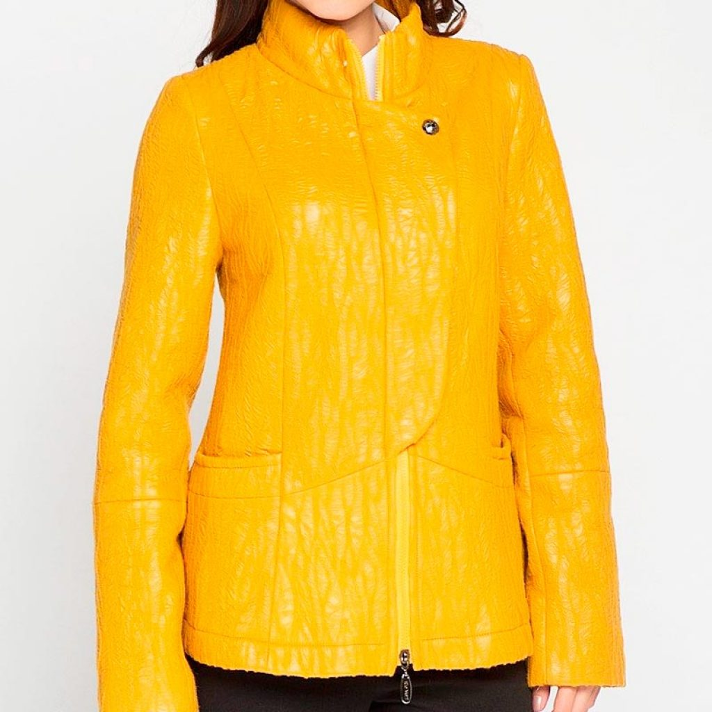 Куртка кожаная женская 23 — Ателье по коже