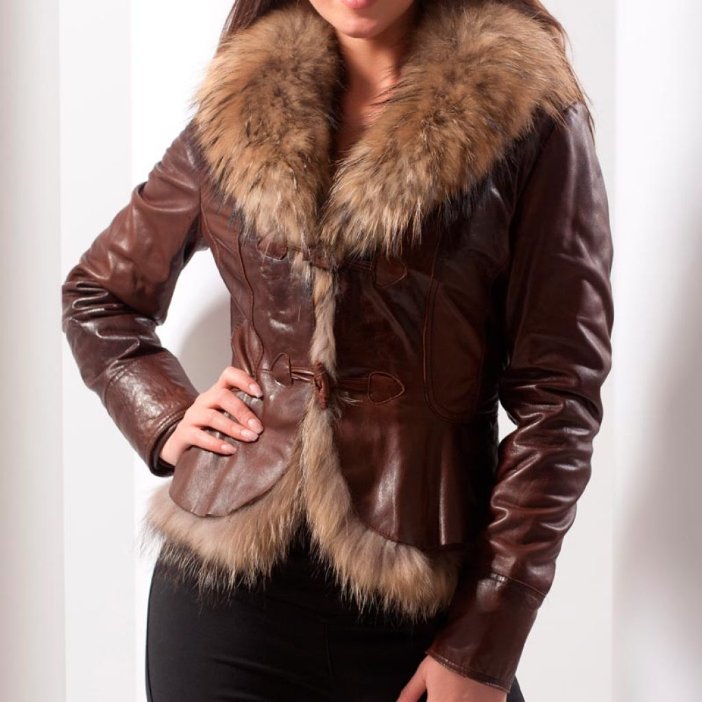 Куртка кожаная женская 4 — Ателье по коже