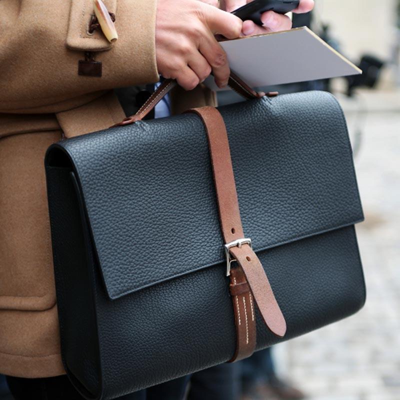 Сумки мужские кожаные под индивидуальный заказ