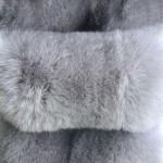 Песец вуалевый серый — Ателье по коже