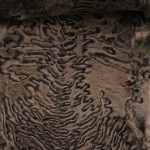 Каракуль коричневый — Ателье по коже