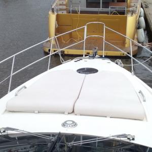 Перетяжка матрасов на яхтах и катерах - Ателье по коже