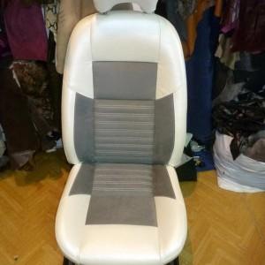 Новый дизайн кресла автомобиля — Ателье по коже
