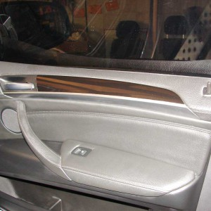 Замена внутренней обшивки двери авто — Ателье по коже Чебоксары