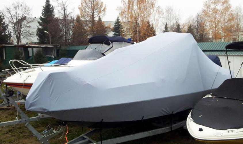 Пошив тентов на заказ на катер и яхту в Ателье по коже Чебоксары - 1