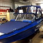 Пошив тентов на заказ на катер и яхту в Ателье по коже Чебоксары - фото 17
