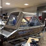 Пошив тентов на заказ на катер и яхту в Ателье по коже Чебоксары - фото 19
