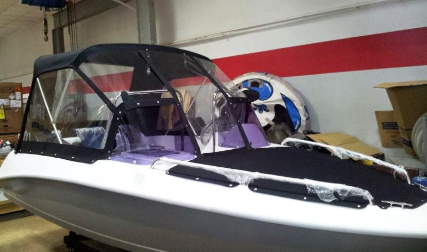 Пошив тентов на заказ на катер и яхту в Ателье по коже Чебоксары - 20