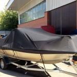 Пошив тентов на заказ на катер и яхту в Ателье по коже Чебоксары - фото 22