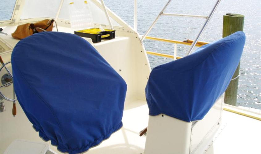 Пошив тентов на заказ на катер и яхту в Ателье по коже Чебоксары - 31