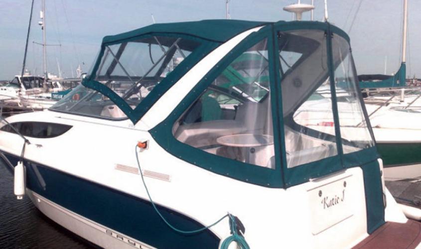 Пошив тентов на заказ на катер и яхту в Ателье по коже Чебоксары - 34