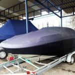 Пошив тентов на заказ на катер и яхту в Ателье по коже Чебоксары - фото 36