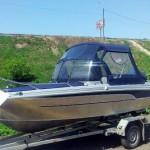Пошив тентов на заказ на катер и яхту в Ателье по коже Чебоксары - фото 37