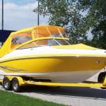 Пошив тентов на заказ на катер и яхту в Ателье по коже Чебоксары - фото 45