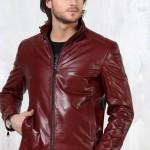 Мужская куртка кожаная на молнии — Ателье по коже Чебоксары