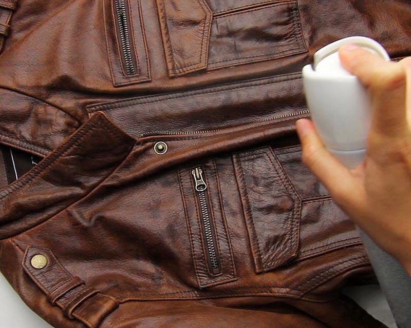 Ремонт кожаной куртки — Ателье по коже