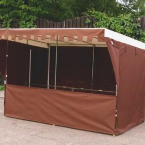 Палатка для торговли на улице — Чебоксары Ателье по коже