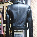 Куртка косуха - пошив в Ателье по коже Чебоксары - фото 11