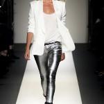 Женские кожаные штаны пошив Ателье по коже Чебоксары - фото 1