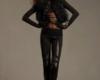 Женские кожаные штаны пошив Ателье по коже Чебоксары - 11