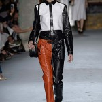 Женские кожаные штаны пошив Ателье по коже Чебоксары - фото 16