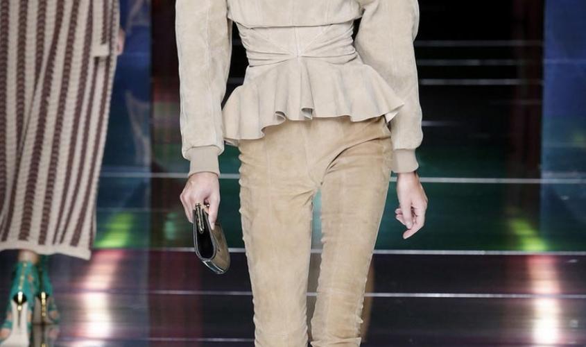 Женские кожаные штаны пошив Ателье по коже Чебоксары - 17