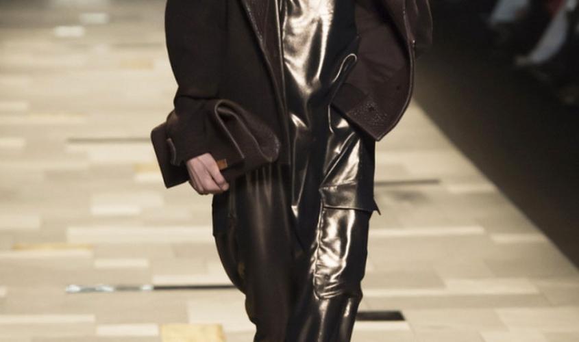 Женские кожаные штаны пошив Ателье по коже Чебоксары - 32
