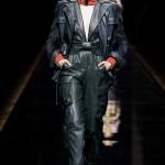 Женские кожаные штаны пошив Ателье по коже Чебоксары - фото 37
