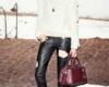 Женские кожаные штаны пошив Ателье по коже Чебоксары - 38